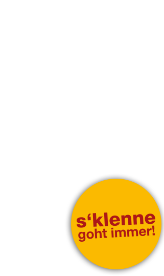 sklenne button